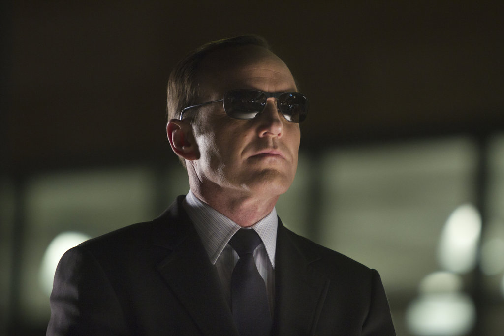 Clark Gregg as Agent Phil Coulson in The Avengers.  Photo courtesy of Disney