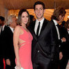 Emily Blunt and John Krasinski Pictures in Calvin Klein at 2012 Met Gala