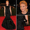 Cate Blanchett at Met Gala 2012