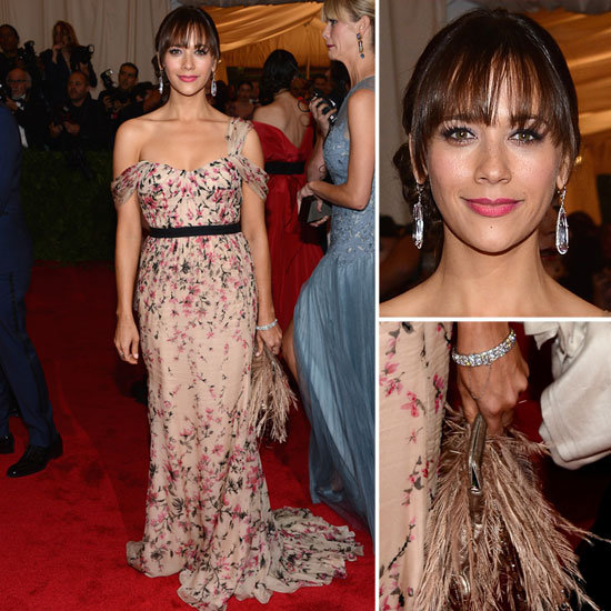 Met Gala: Rashida Jones
