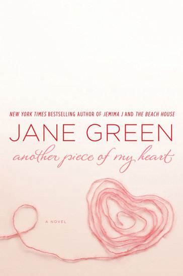 Another Piece of My Heart Another Piece of My Heart by Jane Green follows the story of a woman dealing with the complications of marrying a divorcé with daughters who don't want anything to do with her.