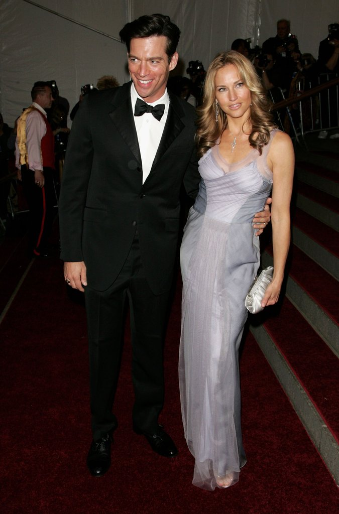 Harry Connick Jr. and Jill Goodacre in 2006