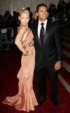 Kelly Ripa and Mark Consuelos in 2007