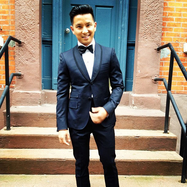 Prabal Gurung Suits Up