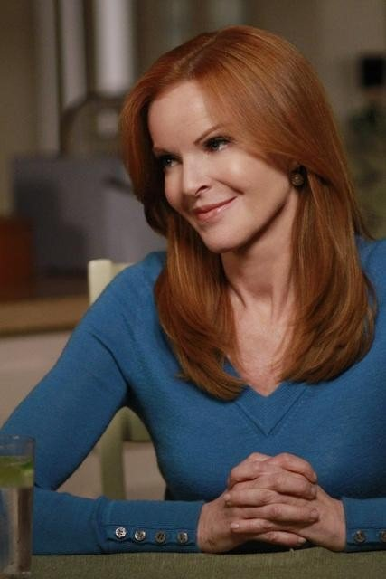 Marcia Cross as Bree on Desperate Housewives. Photo courtesy of ABC