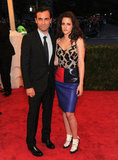 Kristen Stewart arrived to the Met Gala with Balenciaga designer Nicolas Ghesquiere.