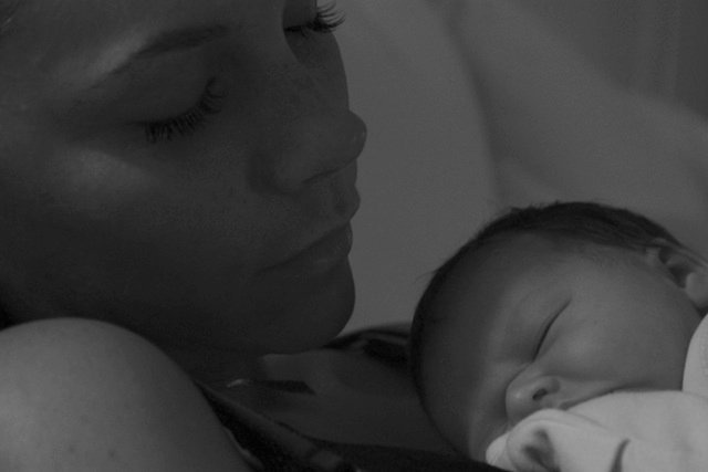Victoria Beckham brought her fourth child, daughter Harper Seven, into the world last July.