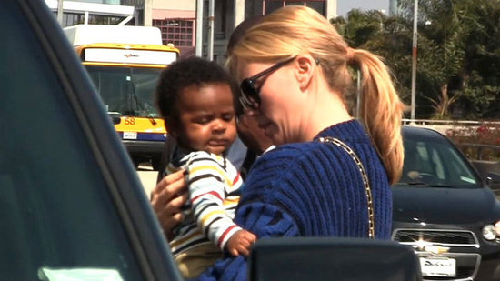 Video: Meet Charlize Theron's Son, Jackson!
