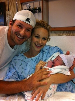 Candice Crawford became a first-time mom to baby Hawkins in April.
