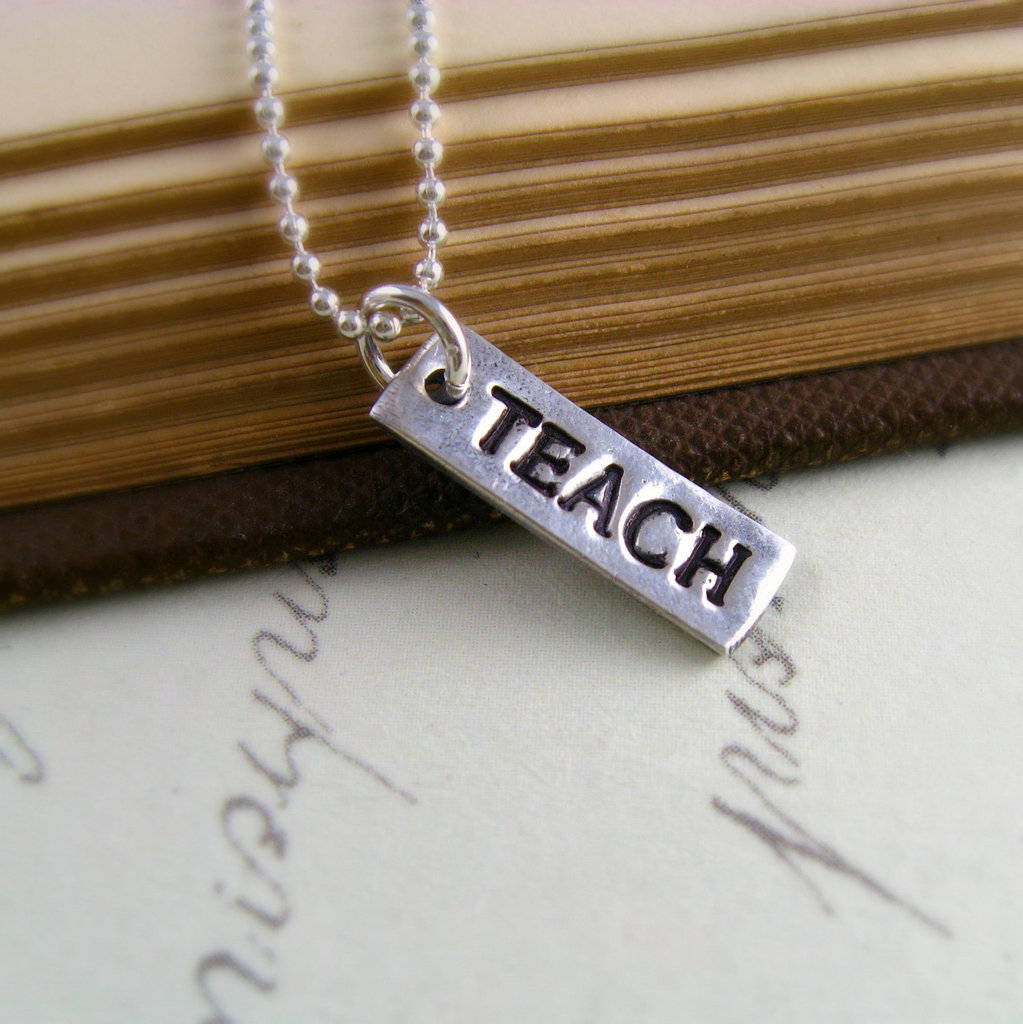 Teach Necklace