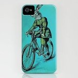 Society6 Bicycle Bunny iPhone Case ($35)