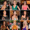 Celebrities at Met Gala 2012