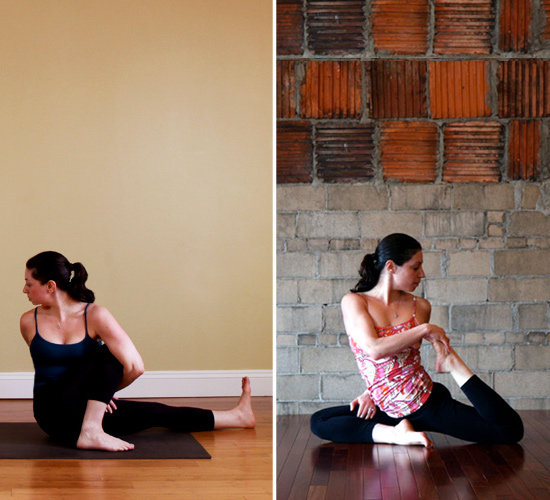 Which twisting pose do you prefer?