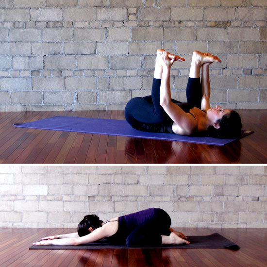 Which relaxing lower-back stretch feels the best to you?