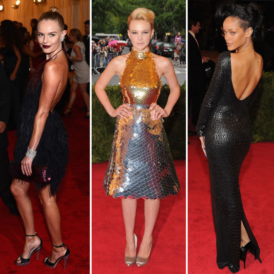 2012 Met Costume Institute Gala Trends: Touch Me Texture