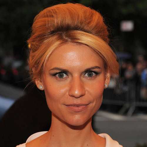 Claire Danes' Beauty Look at the 2012 Met Costume Institute Gala