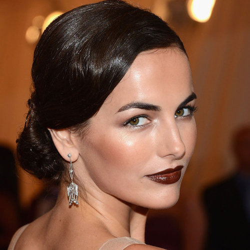 Camilla Belle at the 2012 Met Costume Institute Gala