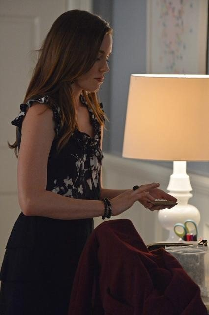 Christa B. Allen as Charlotte on Revenge. Photo courtesy of ABC