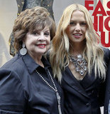 Fashionable ladies Rachel Zoe and her mum, Leslie Rosenweig, stepped out together in NYC for a September 2009 Fashion's Night Out event.