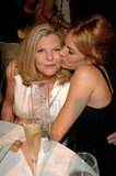 Sienna Miller kissed her mom Jo during the June 2007 Glamour Women of the Year Awards held in London.