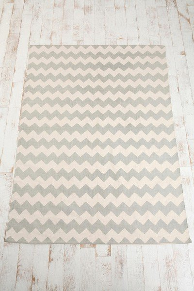 Urban Outfitters ZigZag Rug ($39-79)