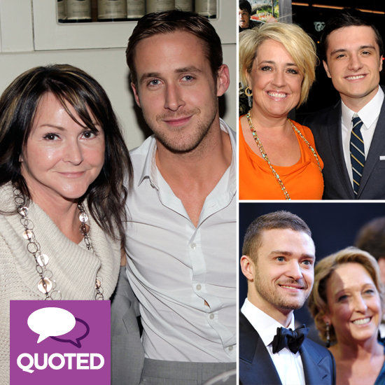 Quotes on Mom From Hollywood Hotties