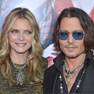 Dark Shadows LA Premiere Pictures of Johnny Depp, Chloe Moretz, Bella Heathcote, Michelle Pfeiffer