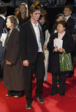 Robert suited up for a Harry Potter and the Goblet of Fire premiere in November 2005.