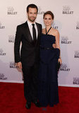 Natalie Portman and Benjamin Millepied had a date night at the NYC ballet.