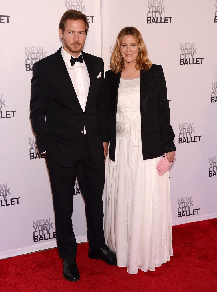 Drew Barrymore and Will Kopelman had a date night at New York City Ballet's 2012 Spring Gala in May.