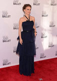 Natalie Portman stepped onto the red carpet at New York City Ballet's 2012 Spring Gala.