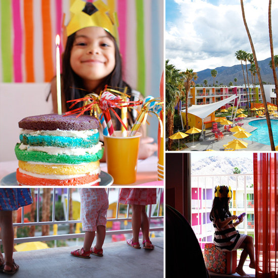 Kids Hotel Birthday Party