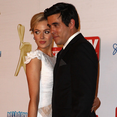 Jessica Marais Gives Birth to Baby Girl Scout Edie Stewart