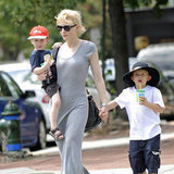 Australian Celebrity Mums Pictures With Kids For Mother's Day
