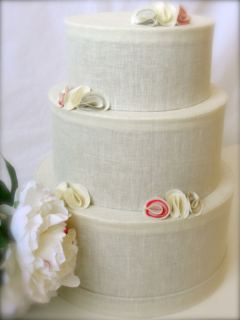 Wedding Cake Box