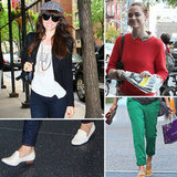 Channel the preppy-cool vibe of these standout celeb looks.