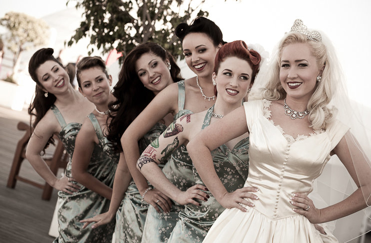 '40s-Inspired Hairstyles