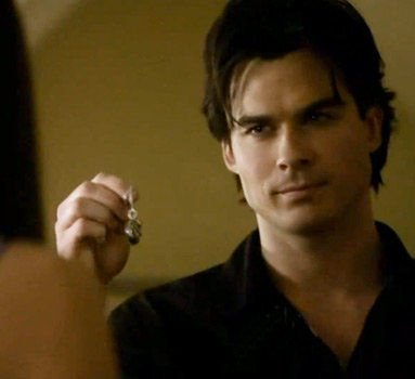 Season 2, Episode 8: Rose...Damon and Elena