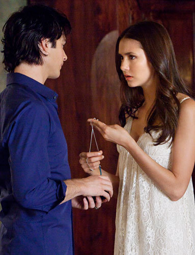 Season 3, Episode 1: The Birthday...Damon and Elena