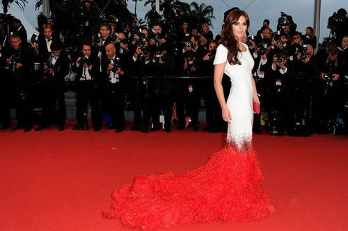 Cheryl Cole stunned in a Stéphane Rolland Couture creation at the Amour premiere — we love it.