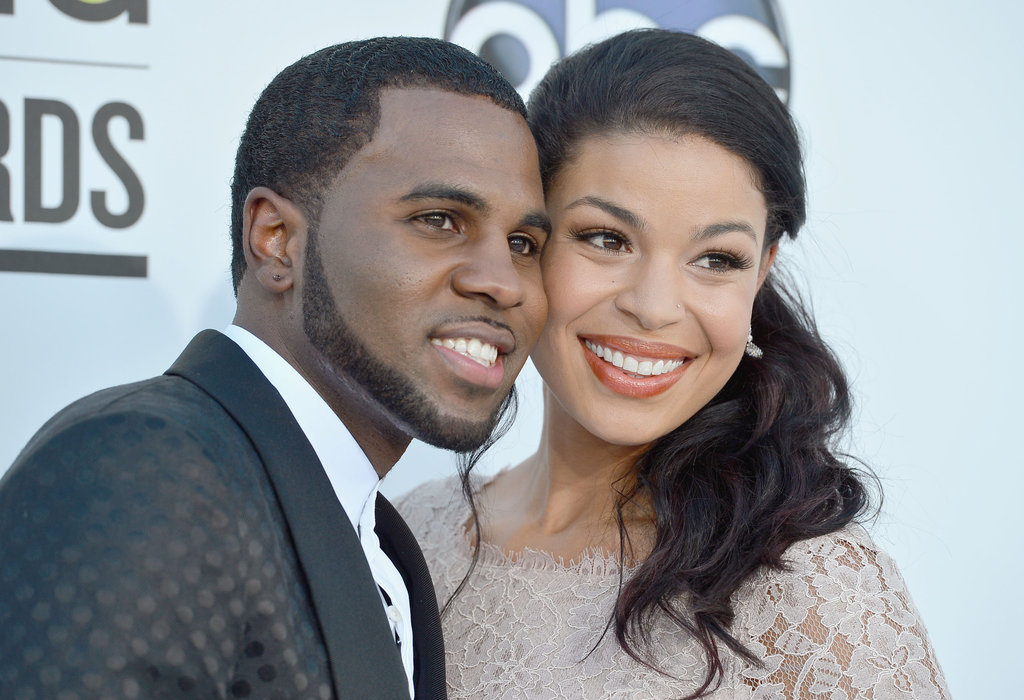 Jason Derülo and Jordin Sparks