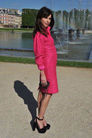 Chanel Resort 2013 Arrivals