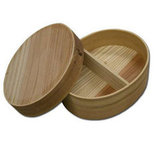This rustic wood bento box ($21) is perfect for lunch alfresco!