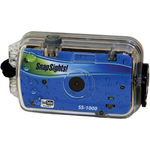 Intova SS1000 Snap Sights Sports Utility Digital Camera