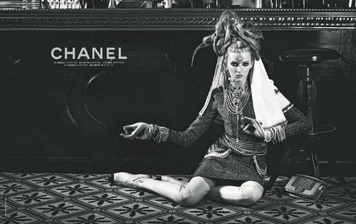First Look: Chanel Pre-Fall 2012 Campaign