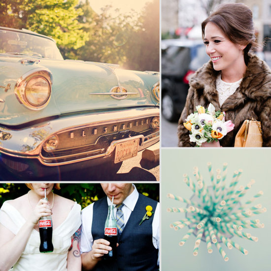 Weddings Through the Decades: Retro '50s Inspiration