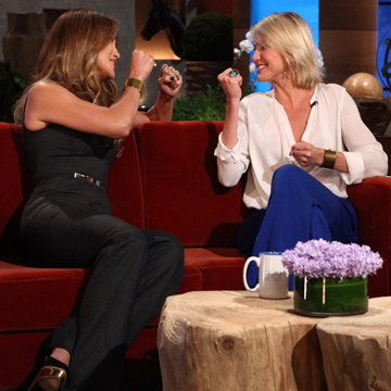 Jennifer Lopez and Cameron Diaz Interview on The Ellen Show