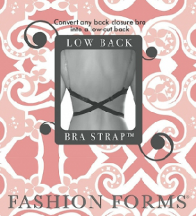 Low-Back Bra Extender
