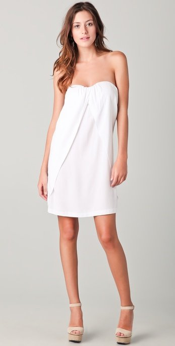 Bb Dakota Gisela Strapless Dress ($85)