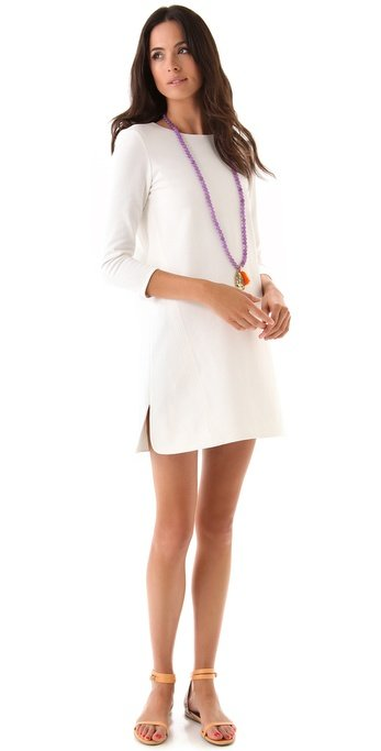 Tibi Long Sleeve Dress ($345)